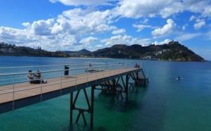 2 jours à San Sebastian - Une station balnéaire