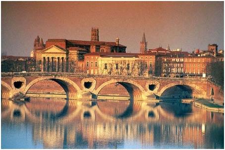 comment découvrir Toulouse, weekend à toulouse