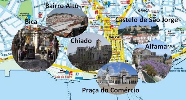 Sejour 3 Jours Lisbonne