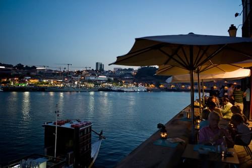 restaurant à porto, découverte de porto