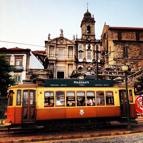 tram Porto
