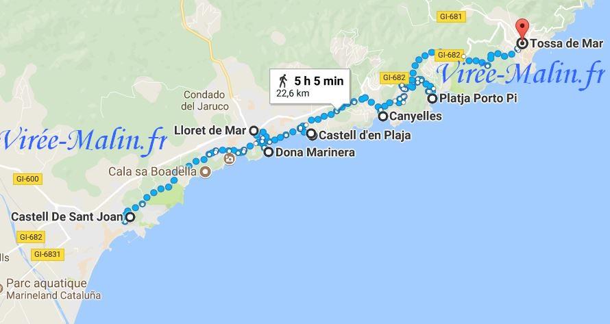 que-visiter-lloret-del-mar-balade