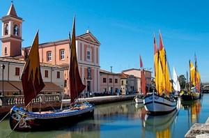 Visiter la côte Adriatique en Italie - Rimini, Cesenatico...