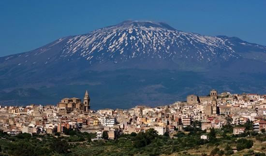 visiter la sicile-volcan Etna