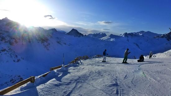 vacance ski à tignes