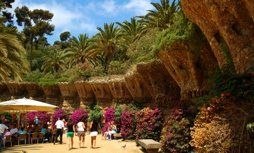 Visiter Parc Guell Barcelone