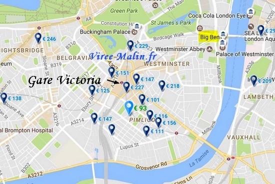 Visiter Londres en 3 jours on