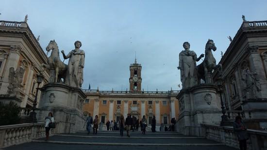 Place du capitole rome