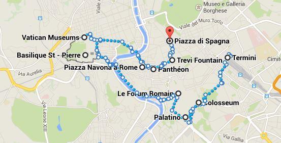 Et Bien Voila Cest Ici Que Larticle Se Termine Jespere Quil Vous Aura Permis De Facilite Votre Programme Pour Sejour A Rome