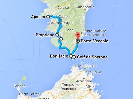 Visiter Bonifacio En Corse Du Sud