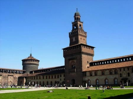visiter-chateau-Sforza-milan