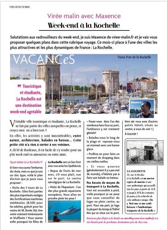 article-de-presse-viree-malin-visiter-la-rochelle-mavilleamoi
