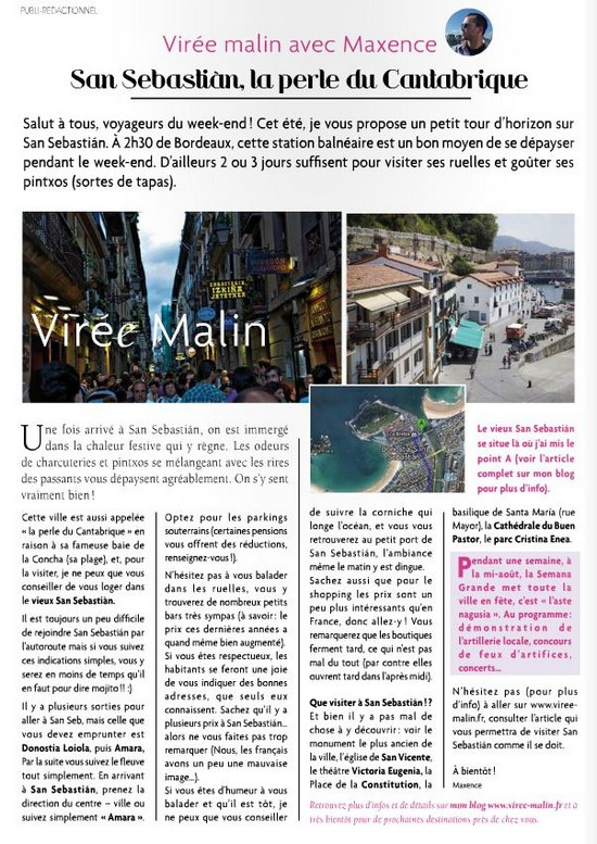 article-de-presse-viree-malin-visiter-san-sebastian-mavilleamoi
