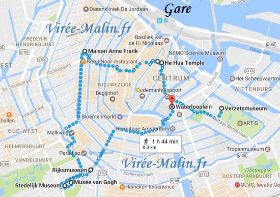 plan-de-visite-amsterdam