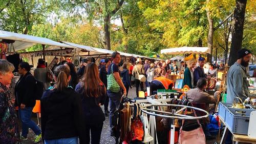 marche-aux-puces-berlin-Boxhagener-Platz