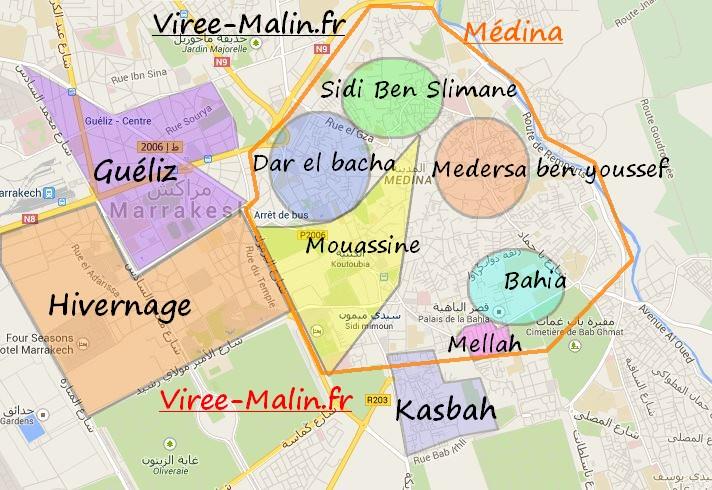 Visiter Marrakech En 4 Jours