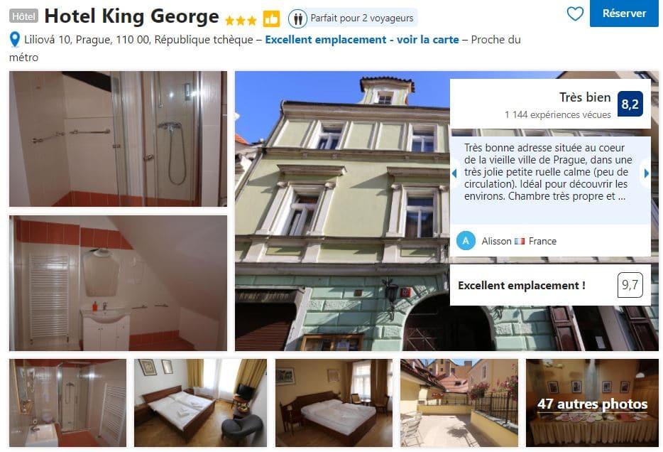 king-george-hotel