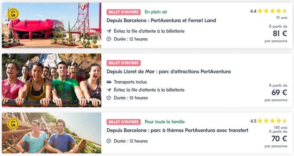 prix-billet-port-aventura-parc-aquatique