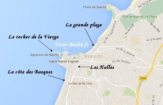 visite-biarritz-plan