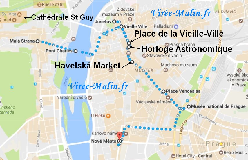 visiter-prague-googlemap