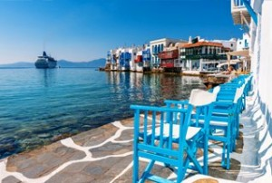 Visiter les Cyclades en 15 jours - Paros, Naxos, Amorgos, Milos et Santorin