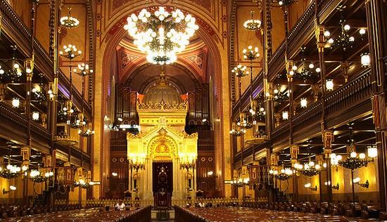 visiter synagogue budapest