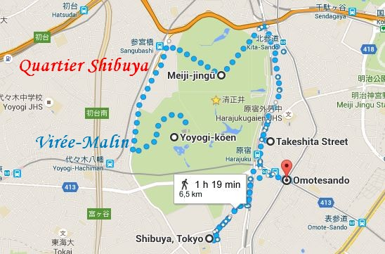 visiter-quartier-shibuya-plan