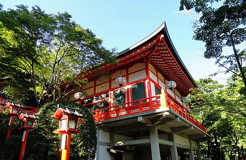 kyoto-Kurama-dera-Temple