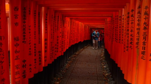 porte-Fushimi-Inari-Taisha