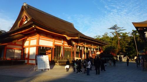 visiter-temple-Yasaka-jinja