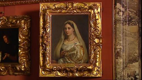 Donna-Velata-de-Raphael