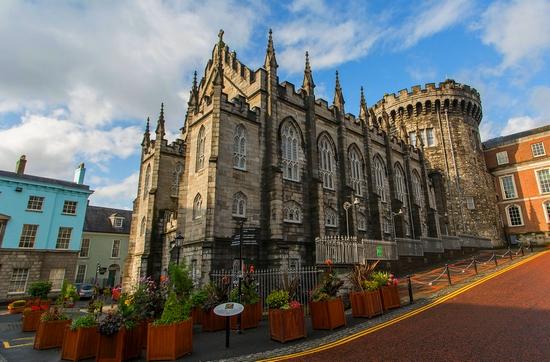 Visiter-Dublin-Castle