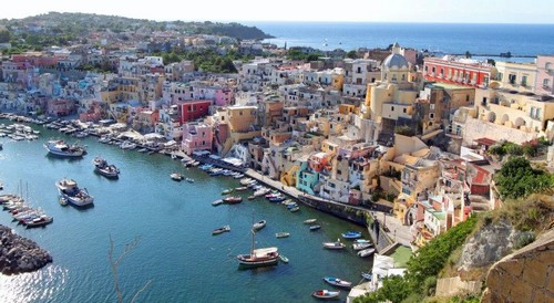 Visiter Procida Alentours Naples