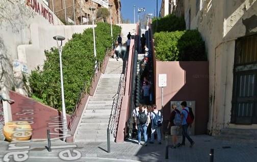 escalator-parc-guell