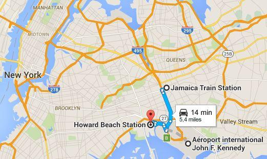 rejoindre-new-york-depuis-aeroport-JFK-Airtrain-metro