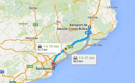 Transfert-Aeroport-Gerone-Barcelone
