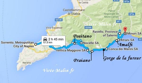 googlemap-visiter-cote-amalfitaine-italie