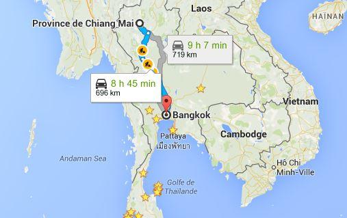 rejoindre-chiang-mai-depuis-bangkok-thailande