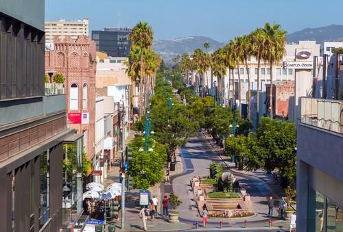 3rd-street-Promenade-los-angeles-visite