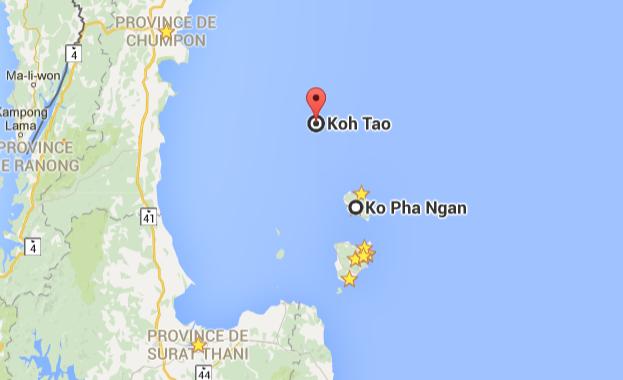 googlemap-ko-phangan-koh-tao