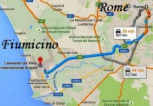 transfert-rome-aeroport-fiumicino
