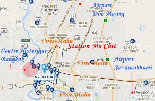 rejoindre-aeroport-Don-Muang-depuis-aeroport