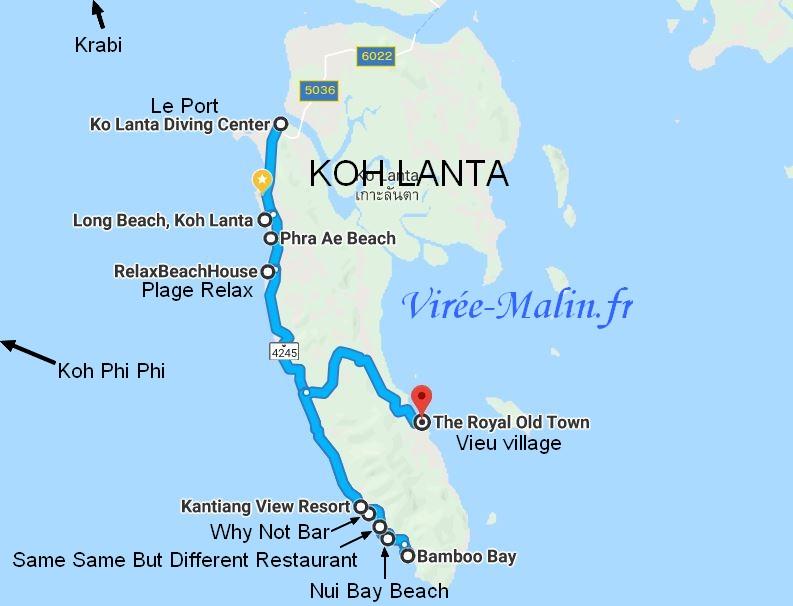 visiter-koh-lanta-googlemap