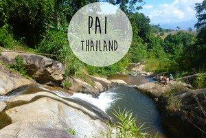 Visiter Pai et où dormir à Pai - Thailande