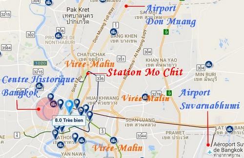 rejoindre-bangkok-depuis-aeroport-Suvarnabhumi-et-don-muang