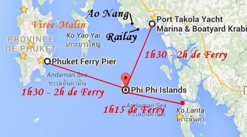 googlemap-rejoindre-koh-phi-phi-depuis-krabi