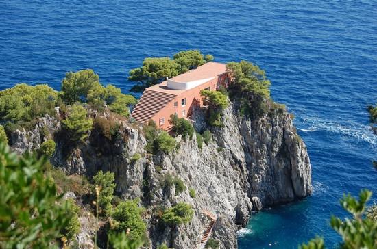 Capri-maison-Malaparte