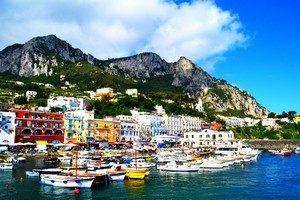 Visiter l'île de Capri et ses environs