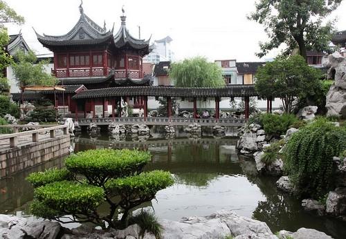 visiter-yu-garden-parc-Shanghai