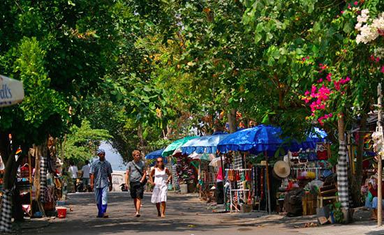 centre-ville-Tanah-lot-Bali